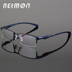 Eyeglasses Frame Men Nerd Computer Optical Prescription Myopia Glasses Spectacle Frame Foreosegal-eosegal