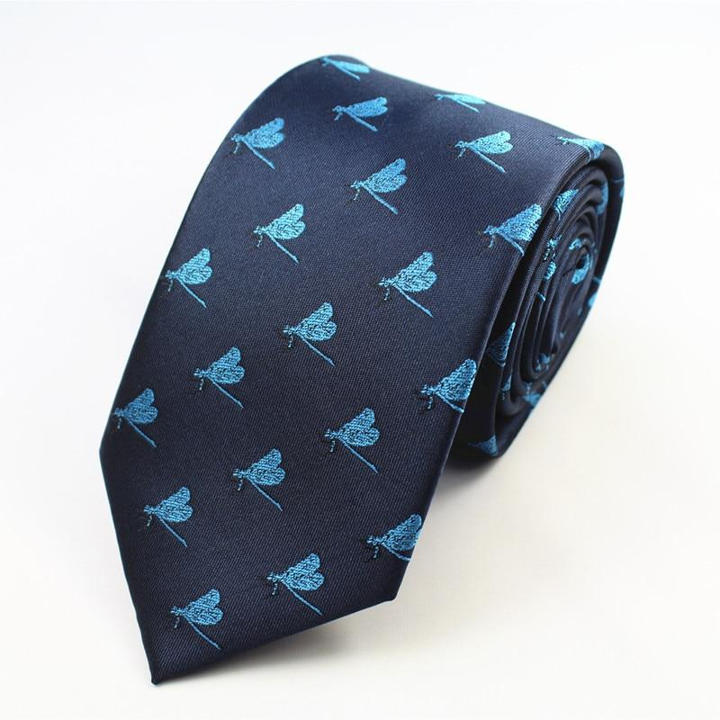 2017 Floral Ties for Men Business Suit Tie 6cm Fashion Casual Maleeosegal-eosegal