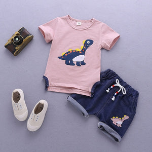 BibiCola baby boys clothing hot sale infant boy clothes brand summer kids clothes sets bebe sport suit baby christmas costume-eosegal