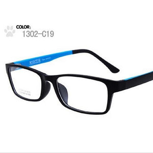 2018 Tungsten Carbon Steel TR90 Glasses Frame For Women Men Eyeglasses Opticaleosegal-eosegal