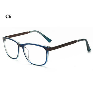 Retro Glasses Frame Women Men Fashion Clear Spectacles Vintage Eye Glasseseosegal-eosegal