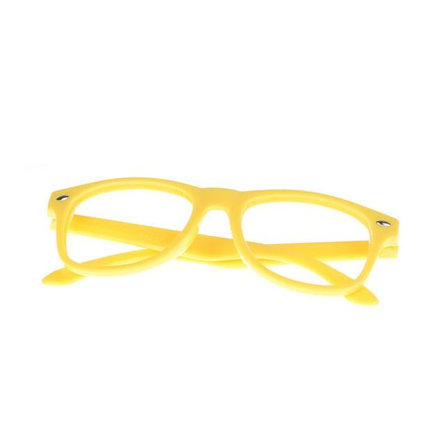 Baby Glasses Frame Brand Cute Kids Candy Color Spectacle Frames Childreneosegal-eosegal