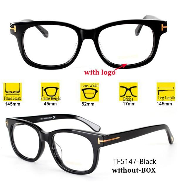TF 5147 5146 5040 5407 6123 with logo Real Handmade Acetateeosegal-eosegal