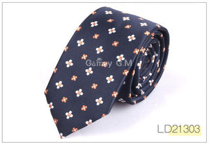 New Jacquard Woven Neck Tie For Men Wedding Business Classic Ties Fashioneosegal-eosegal