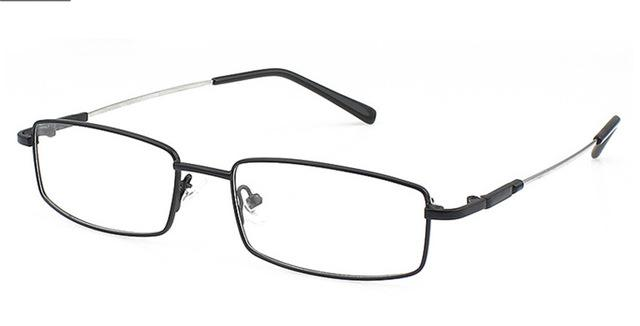 Titanium Glasses Frames Men Women Spectacle Transparent Eyeglasses Frame Business Eyeeosegal-eosegal