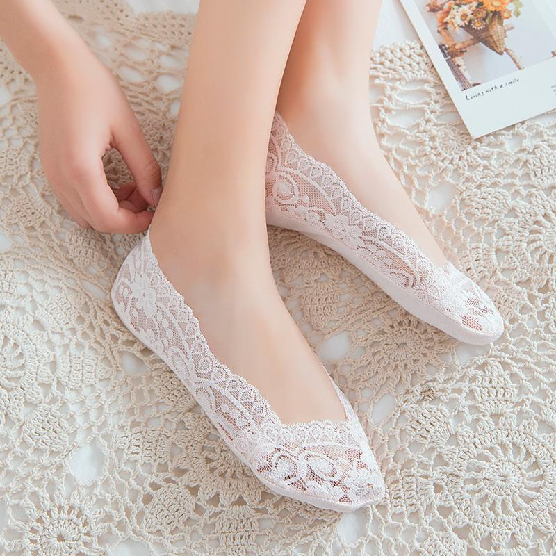 women sock lace summer wear-eosegal