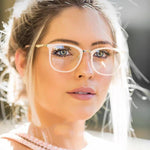 New 2018 Vintage Optical Eye Glasses Women Frame Oval Metaleosegal-eosegal