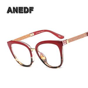 Fashion Women Glasses Frame Men Eyeglasses Frame Vintage Round Clear Lenseosegal-eosegal