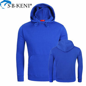Brand Male Long Sleeve Solid Hoodie Sweatshirt Spring Autumn Fashion Warm Fleeceeosegal-eosegal