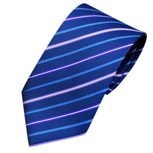 2018 New Style Solid Color Men Tie Stripes Tie Business Casual Styleeosegal-eosegal