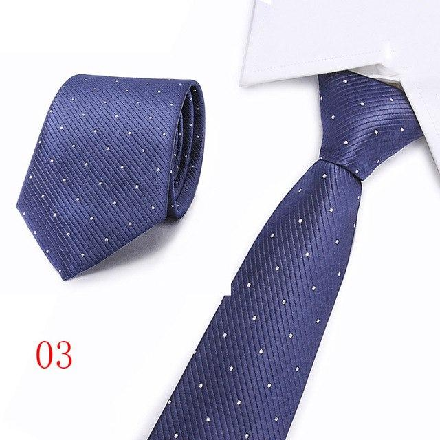 8cm Vintage Floral Cotton Brand Ties for Men Wedding Black Tie 8cmeosegal-eosegal