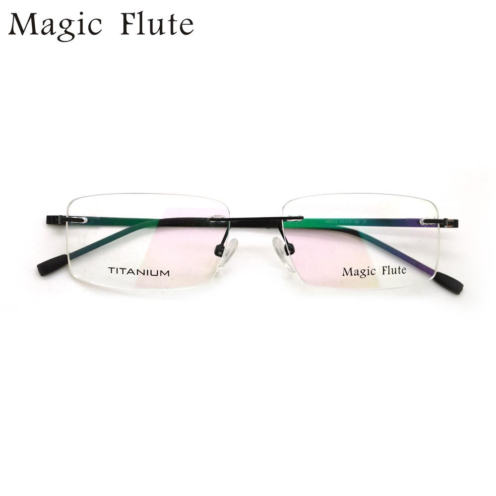 Free Shipping 2018 Vintage Glasses optical frames eyeglasses Rimless Glasses Men oreosegal-eosegal