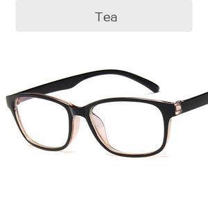 Clear Lens Optical Glasses Frame Women Men 2018 Eyeglasses Frame Transparenteosegal-eosegal