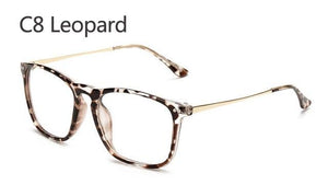 Square Optical Eye Glasses Frames for Men Brand Designer Female Grade Glasseseosegal-eosegal