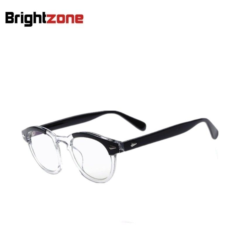 Fashion Vintage Optical Glasses Frame Brand Johnny Depp Favorite Prescription Rx Eyeglasseseosegal-eosegal