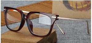 Glasses Frames Clear super vintage eyeglasses frame women and men spectacle frameeosegal-eosegal