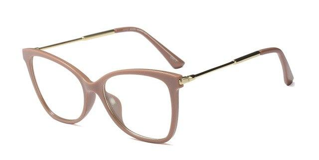 Sexy Cat Eye Glasses Frames Women Glasses Unique Brand Design Styleseosegal-eosegal