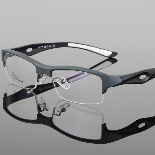 ELECCION Sports Series Eyelasses Frame Men Distinctive Design Brand Comfortable Optical Spectacleeosegal-eosegal