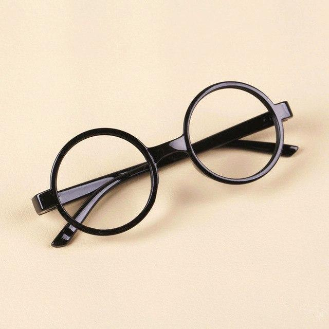 Cute Baby Round Glasses Frame Kids Solid Harry -Potter Spectacleeosegal-eosegal