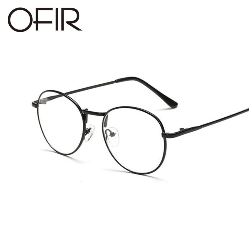 Glasses Frame Metal Thin New Round Glasses With Men Women Arteosegal-eosegal