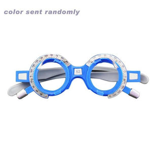 Adjustable Optical Trial Lens Frame 52-70mm PD Eye Optometry Optician Plastic Eyeglasseseosegal-eosegal