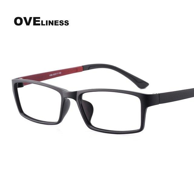 TR90 eyeglasses frames men 2017 spectacle frames women Optical Clear Lens Readingeosegal-eosegal