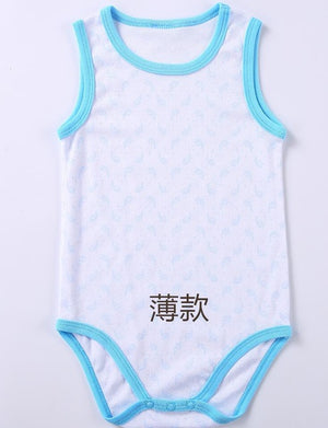 Baby clothes 100% cotton newborn baby body suits baby sleeveless baby clothes romper summer children clothing-eosegal