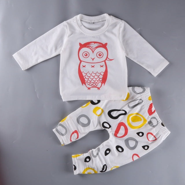 2018 age 0-2 year Baby boy clothes bebe boys clothes set,little Baby Infantil baby clothing infant Boys gentle kid set C8261-eosegal