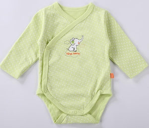 Baby bodysuit long sleeves baby pyjamas newborn baby boys girl clothes children clothing baby jumpsuit overalls-eosegal