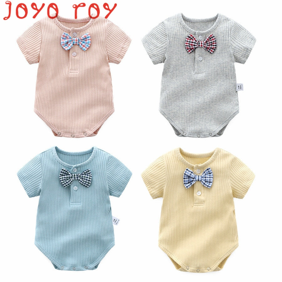 Joyo roy New Baby Boys Treasure Pit Article Rompers Baby Package Fart Candy Colors Baby Jumpsuits&Pajamas Summer dj0031R-eosegal