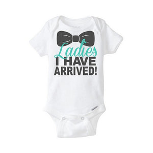 Baby Boy Bodysuit Short Sleeve Summer Ladies I have Arrived Printed Baby Clothes Newborn Jumpsuit Clothing Infant Bodysuits DS29-eosegal