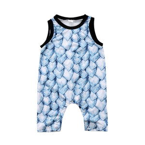 2017 Dinosaur Newborn Baby Boy Sleeveless Romper Cosplay Jumpsuit Playsuit Clothes Outfit Cute-eosegal