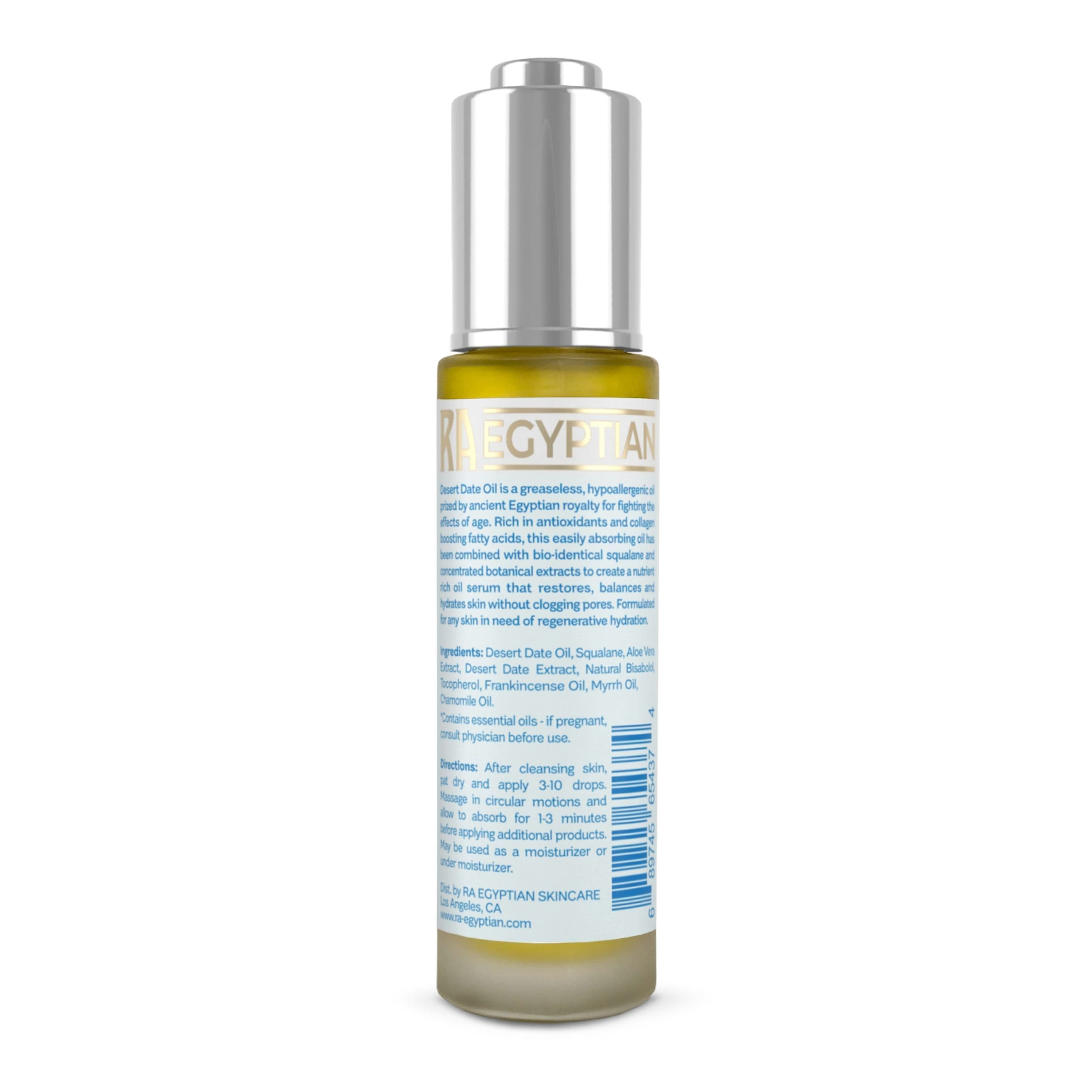 Desert Date Oil Serum - RA EGYPTIAN