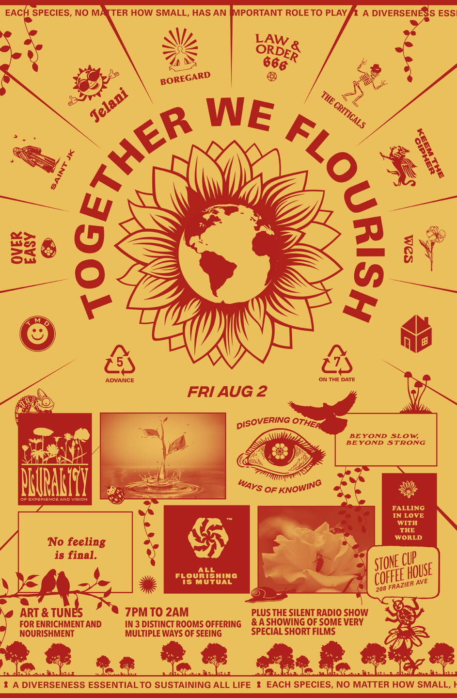 TOGETHER WE FLOURISH | TMD X COMMUNITY HOUSE
