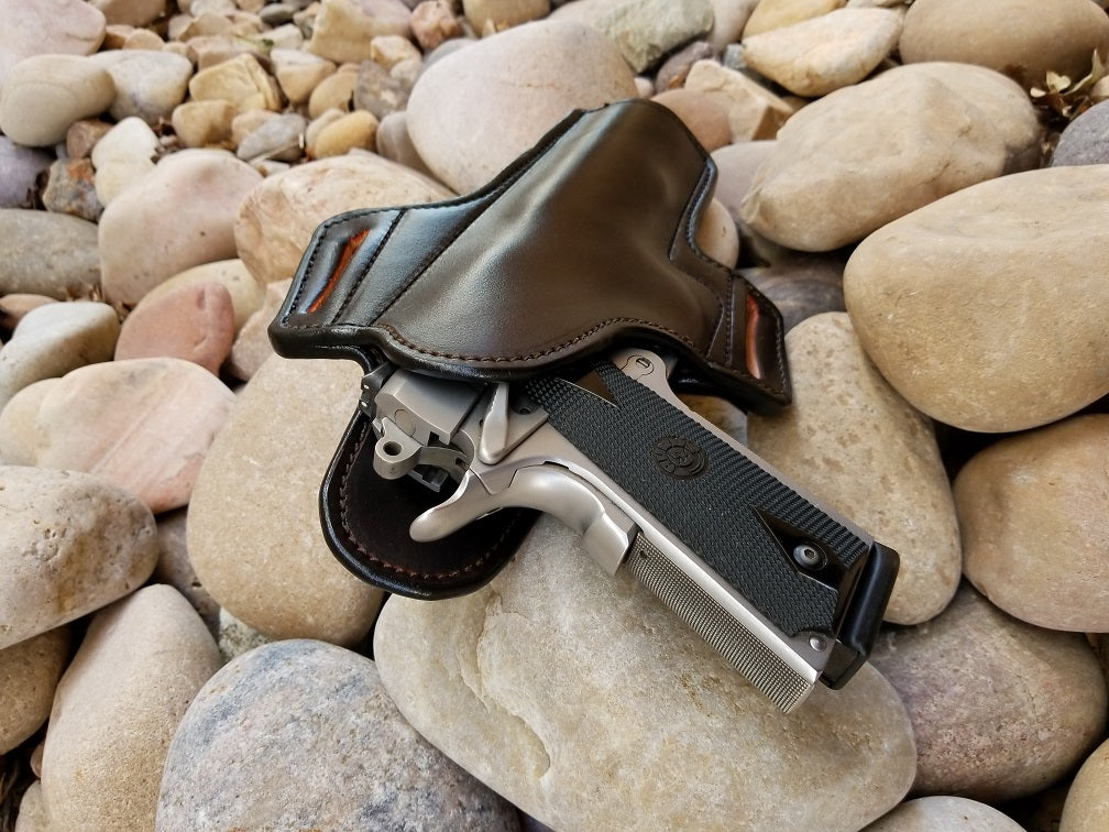 1911 HOLSTER - THE STATESMAN – Hellhound Leather Co