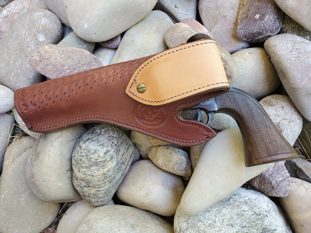 JESSE SLIM HOMESTEAD SAA HOLSTER