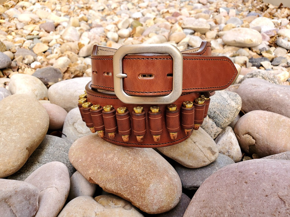 CATTLEMAN SCOUT BELT