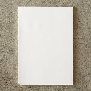 MD Notepad Cotton Blank - A4