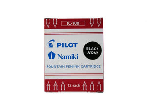 Namiki Ink cartridge - 12x