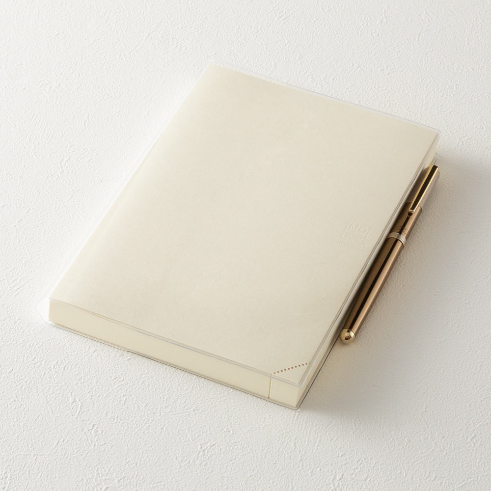 MD Codex Notebook cover clear
