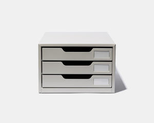 Steel Letter Case 3 drawers