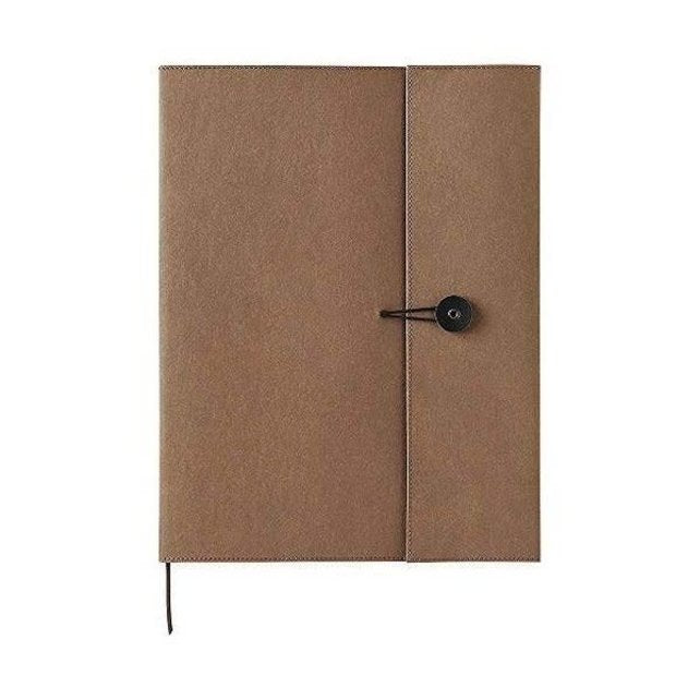 Kraft Notebook Cover - A4