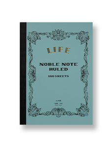 Noble Notebook Ruled - B5