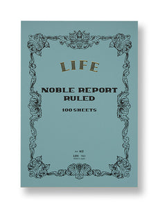 Noble Notepad Ruled - A4