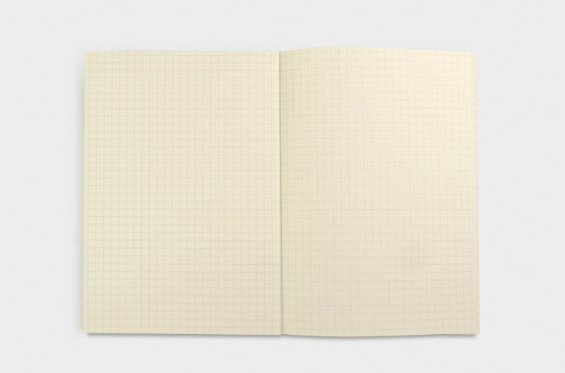 Noble Notebook Grid - B5