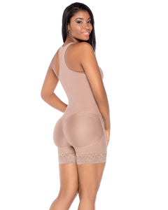 Fajas Melibelt Racer Back Firm Control Bodysuit Shaper ~ XS to 4XL