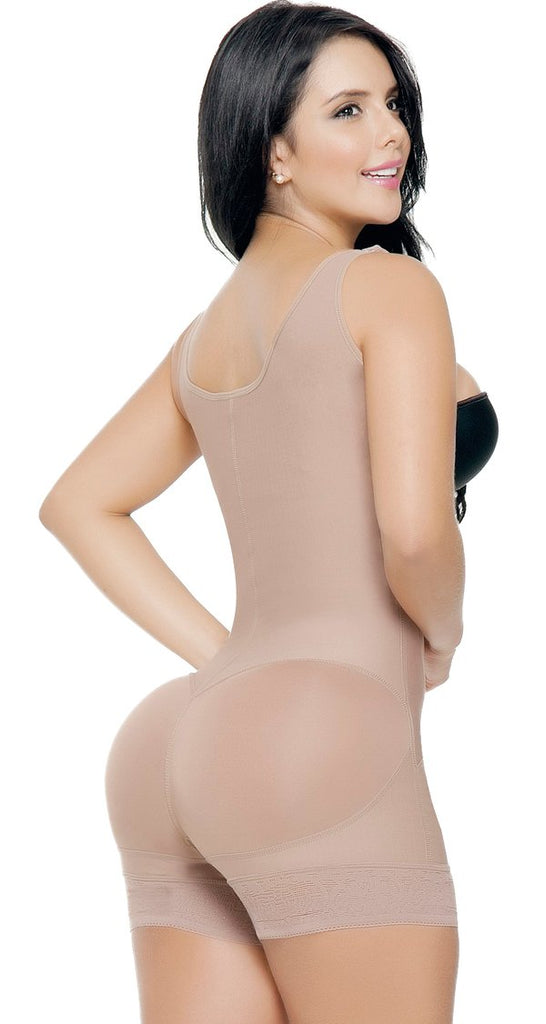 Post-Surgery Paula Fajas Melibelt  High Compression Bodysuit