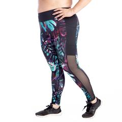 Rachelle Plus Size Active Leggings - My Luxury Intimates