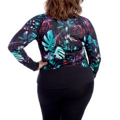 Viola Plus Size Active Bomber - My Luxury Intimates