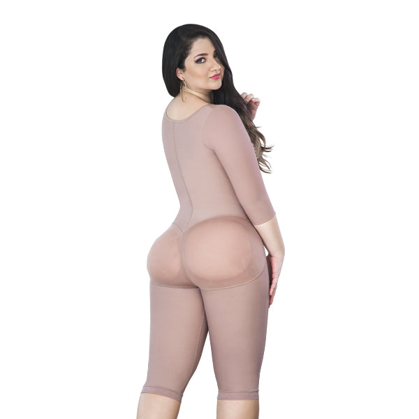 Post Surgical Melibelt 3015 Powernet Compression Bodysuit - My Luxury Intimates